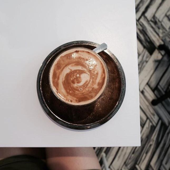 Rose 🥀 latte.