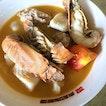Yan Kee Seafood Soup.
