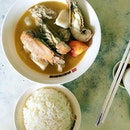 #throwback to yummy seafood soup at yan Kee seafood soup!
