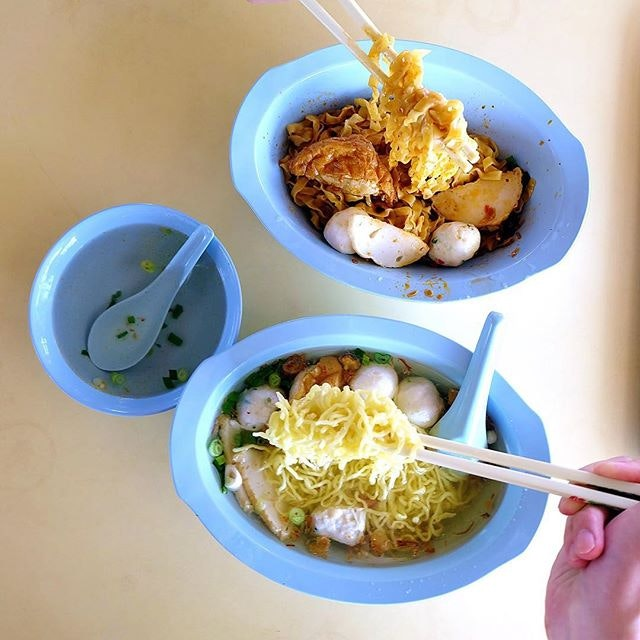 Song Kee Kway Teow Noodle Soup (Blk 75 Toa Payoh Food Centre)