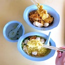 Song Kee Kway Teow noodle soup.