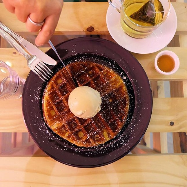 #tbt to enjoying some #waffles at @babymoocreamery ⠀ ⠀ ⠀ ⠀ ⠀ ⠀ ⠀ ⠀ ⠀ ⠀ ⠀ ⠀ ⠀ ⠀ ⠀ ⠀ ⠀ ⠀ ⠀ ⠀ ⠀ ⠀ ⠀ ⠀ ⠀ ⠀ ⠀ ⠀ ⠀ ⠀ ⠀ ⠀ ⠀ ⠀ ⠀ ⠀ ⠀ ⠀ ✨#sgig #sgcafe #sgeats #sgfood #forkyeah #foodandwine #f52grams #sgfoodporn #instafood #food #foodie #foodporn #foodshare #foodstagram #foodspotting #foreverhungry #foodphotography #eeeeeats #foodgasm #burpple #onthetable #buzzfeast #huffposttaste #feedfeed #onthetableproject #bestfoodworld #devourpower