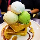 Thanks a brunch @creamier_sg for the waffles.