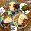 Went to try out the Nasi Lemak at the Coconut Club.