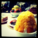 Mango Loh for supper with @foo221 and @plahtipuz! #thisiswhyimfat