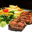 black angus steak (150g) at $8 nett (usual price $19.80) from now till end of July!
