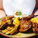 Finally tried the new Mango & Lime flame-grilled PERi-PERi Chicken ($44.90 for full platter with 2 sides)!