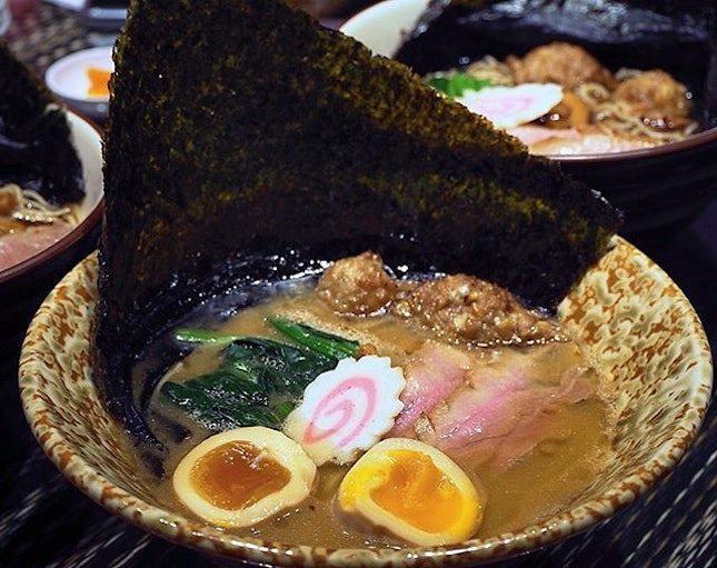 Newly launched last month, Chef Keisuke Takeda came up with a new concept - all about duck.