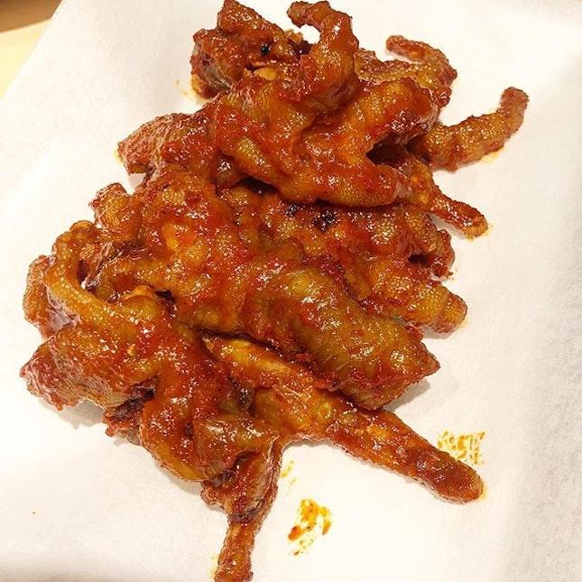 Boneless chicken feet #amayzing_ampang #burpple