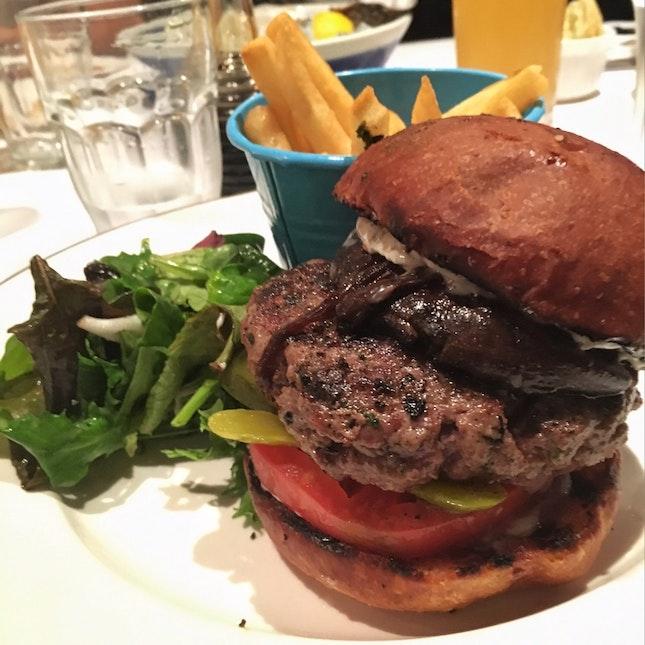 Angus Burger ($21.95)