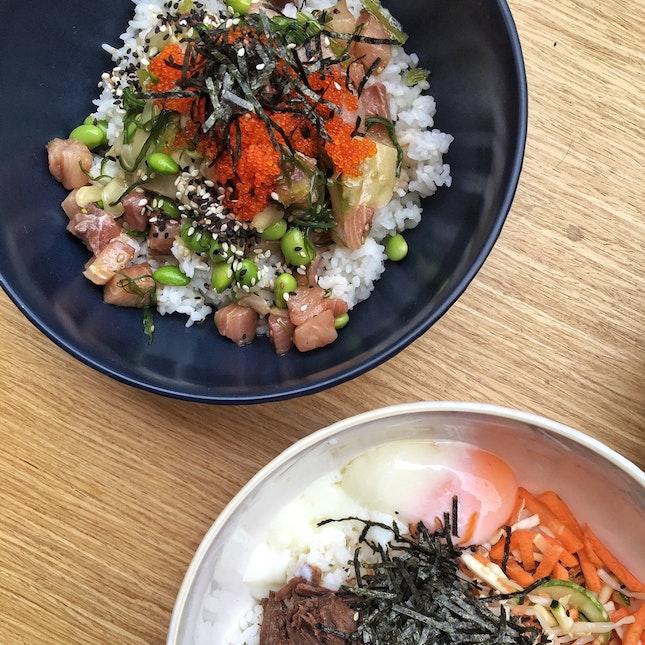 The Ono Hamachi ($18)