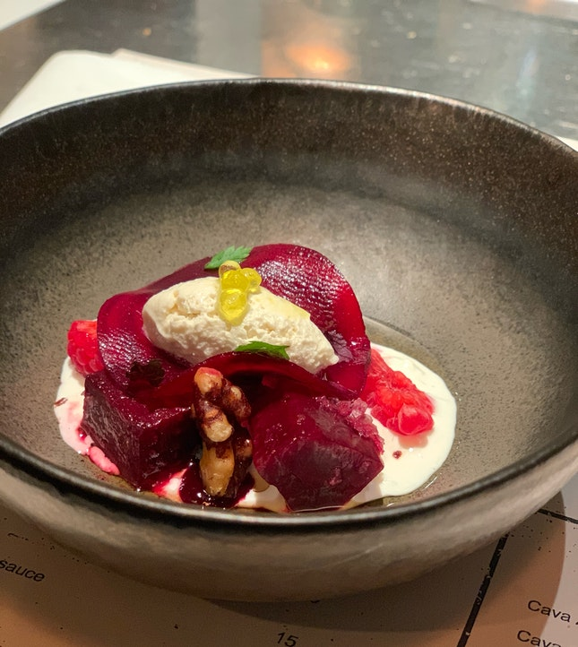 Beetroot Pickled And Roasted