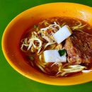This golden broth of ayam soto is every bit as good as the mee soto posted prior.