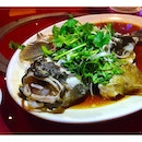 Classic steamed fish ie.