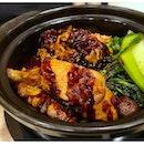 Claypot chicken rice  #Claypot #claypotchickenrice #claypotrice #sgfood #foodporn #burpple #sgrestaurant