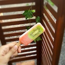 Seek solace from the treacherous weather with some of @the_momolato popsicles at @deck_sg's night market from 5pm to 10pm!