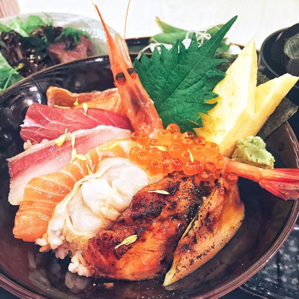 Kaisen Chirashi Set ($15)