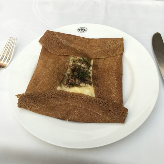 Parisian Crepe