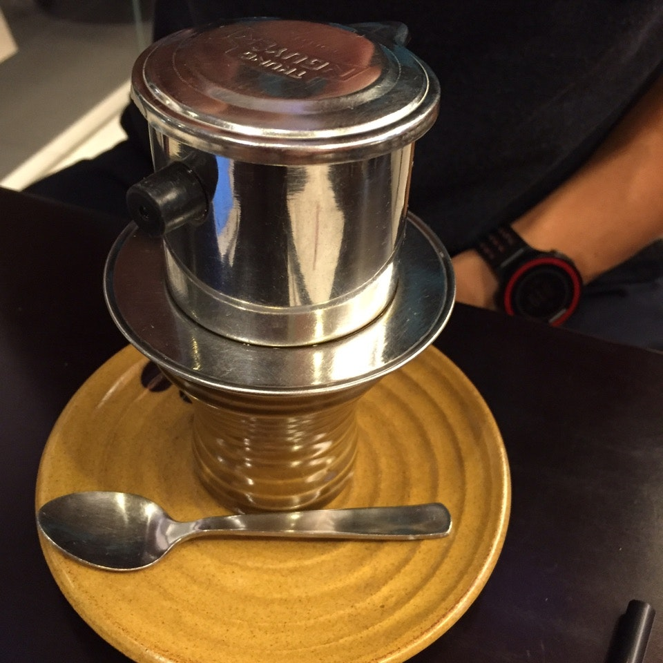 Only For The Specialty Coffee