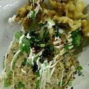 Black Spider Fried Rice