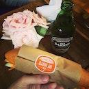 #foodhunt #eatsleepshop #burpple #withbeer #banhmi #foodporn