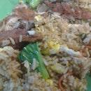 Nasi Ayam Goreng / Chicken Fried Rice