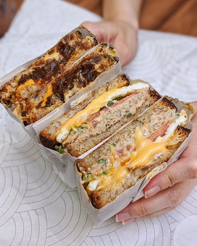 Sandwiches To Try
