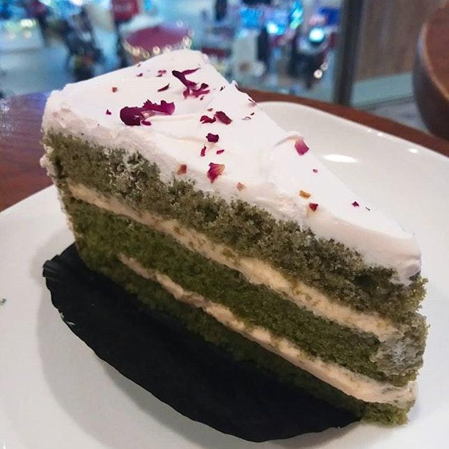 Green Tea Sakura Blossom Cafe [$6.50] no stars I'm sorry Starbucks, but this is very meh.