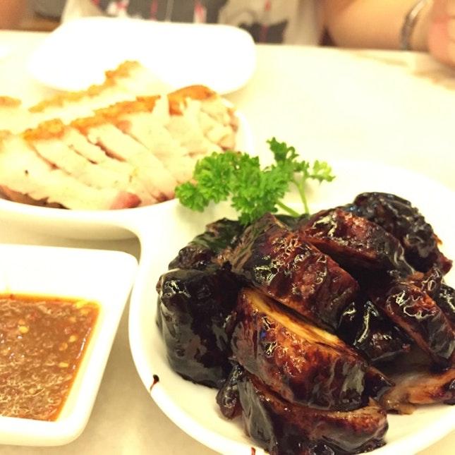 CharSiew & Roast Pork