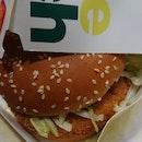 Veggie Crunch Burger
