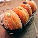 Kaya & Chocolate Donuts