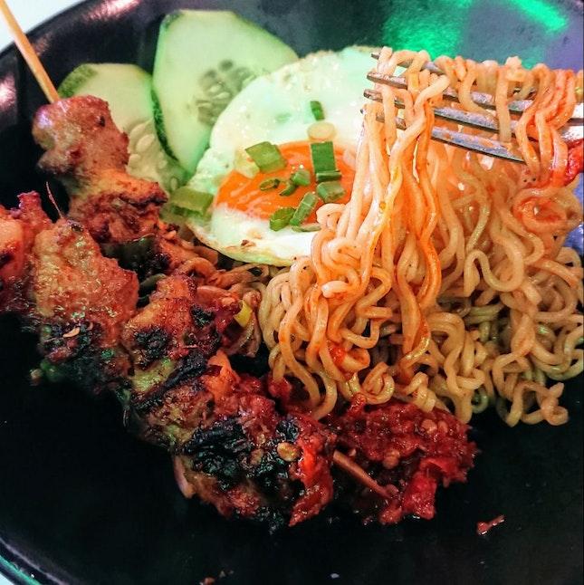 Indomie Satay Ayam ($9.90)