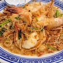 Da Shi Jia Wok-Fried Big Prawn White Bee Hoon