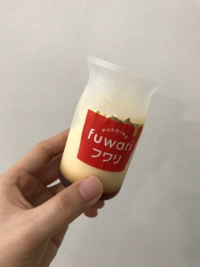 Rakuno Caramel Pudding