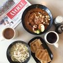 Delicious comfort food that won't burn a hole in your wallet☝🏼️#sgfoodsteps #sgfood #sgfoodie #sgfoodiary #sgeats #foodsg #sgcafe #sgcafefood #jiaklocal #instafood_sg #openricesg #burpple #setheats #8dayseat #kopi