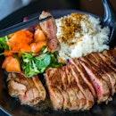 No Frills Beef Steak