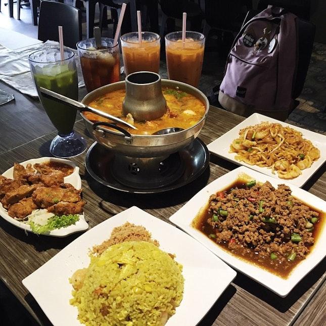Kitchen Design Bangkok: Aroy Dee Thai Kitchen (Middle Road) - Singapore