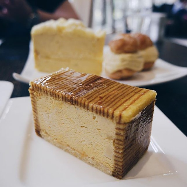 Out Of The Cake Box Durian