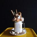 Coconut Milkshake ($9)