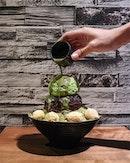 Green Tea Bingsu ($20.20)