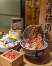 Best of Spring Harvests in a Bowl~ Kohaku Tendon  will launch their Spring Bowl ($18) tmr, 4 Mar!