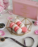 Celebrate the World Macaron Day with TWG Tea signature tea-infused macarons ❤️❤️❤️ each of these meringue-based confections is handcrafted with luxuriously smooth tea-infused ganache.