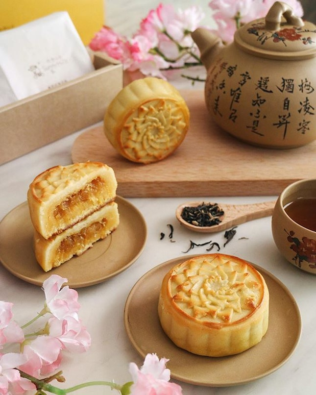 Did you know SunnyHills has mooncake?