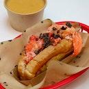 Truffle Butter Lobster Roll ($30.50)