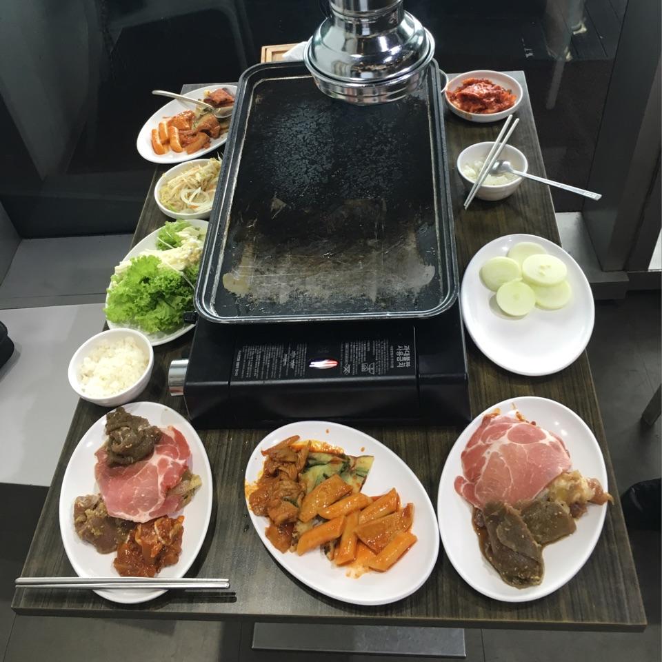 Kcook Korean BBQ
