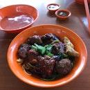 Yong Tau Foo Dry ($4.80)