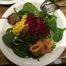 Salad At $10