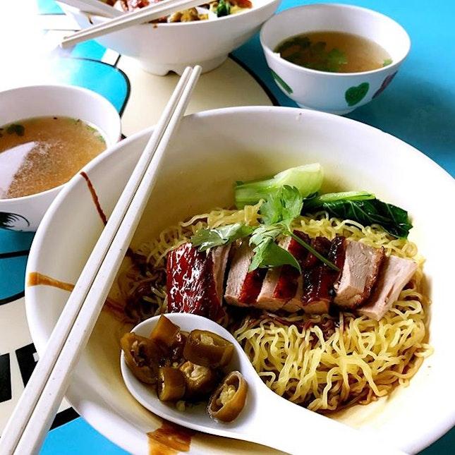 Even Kopitiam Duck Mee can be very delicious!
