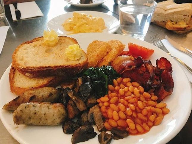 Jones Traditional English Breakfast