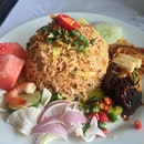 Belacan Fried Rice
